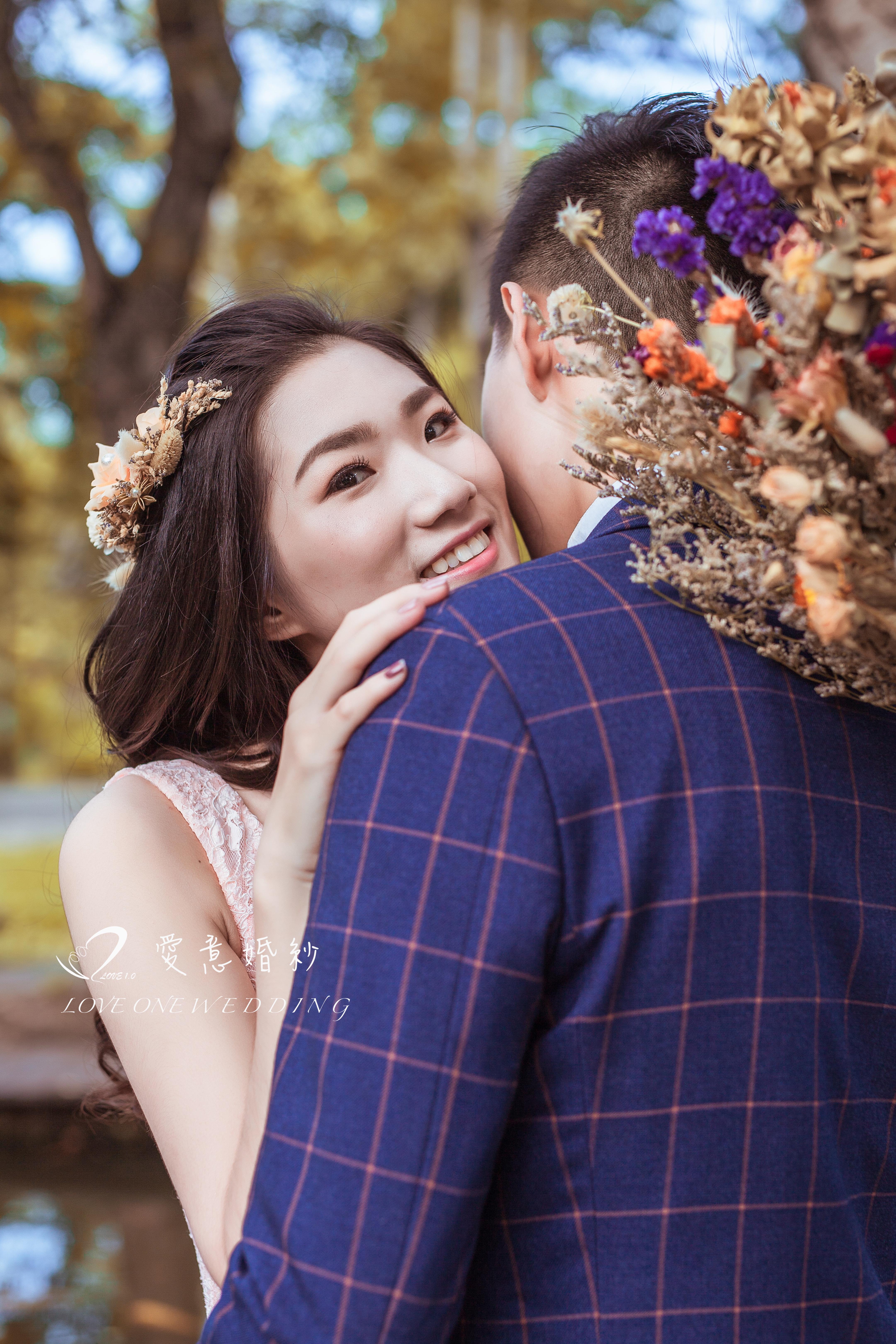 高雄愛意自助婚紗
