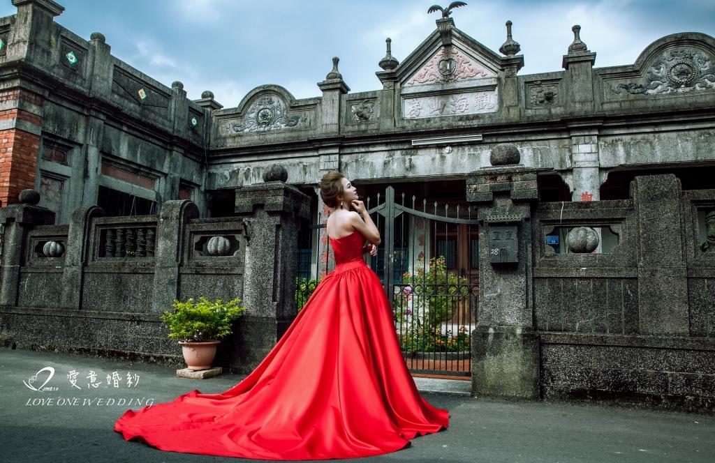台灣高雄婚紗照
